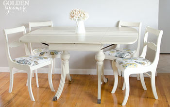 how to update a classic with chalk paint by annie sloan, chalk paint, painted furniture, Clean classic look to an old favorite