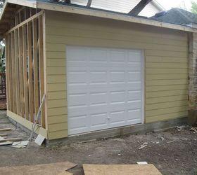 Building A Backyard Shed Shop, Concrete Masonry, Diy, Home Improvement,  Outdoor Living