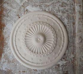 Casting A Plaster Ceiling Rose, Crafts, Diy, Home Decor, How To,