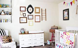 vintage circus nursery, bedroom ideas, home decor