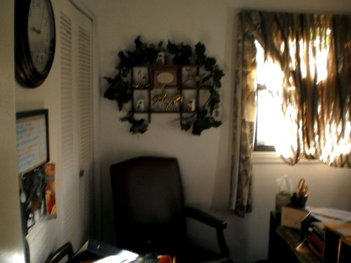 window treatments for office, home decor, reupholster, window treatments