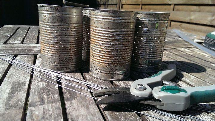 Add wire handles....