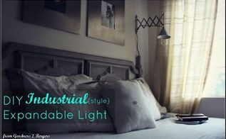 vintage light remade with ikea hack, bedroom ideas, lighting, repurposing upcycling, Ikea Hack Extension Light made 10 Inspiration was a 1200 actual vintage light So which is better