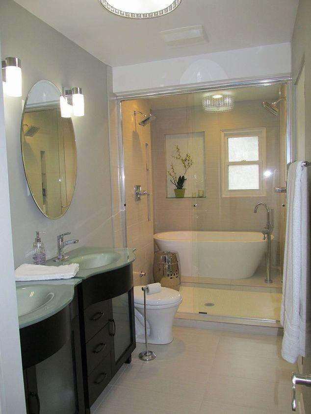 Master Bathroom Remodel | Hometalk on diy small bathroom designs, houzz master bathroom designs, diy master bathroom makeovers,