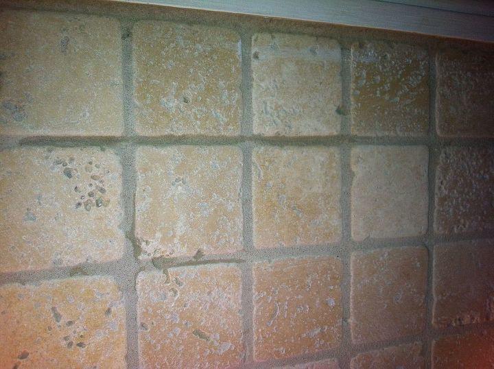 Ceramic Tiles on kitchen walls