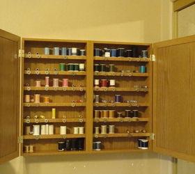 Sewing Thread Organizer and Storage | Hometalk