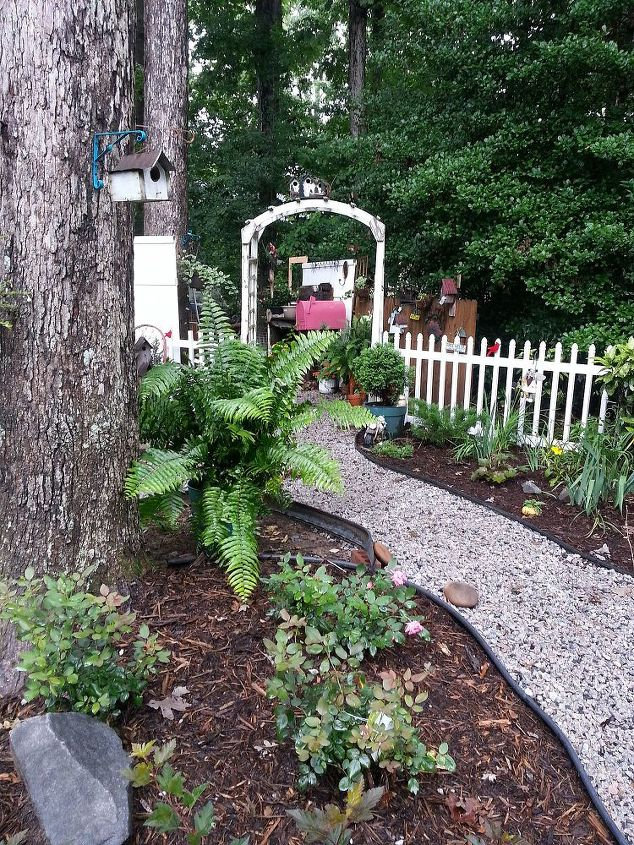 potting area, gardening, outdoor living