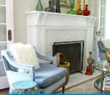 one room three ways 0 spent, home decor, living room ideas, Look one living room see more here