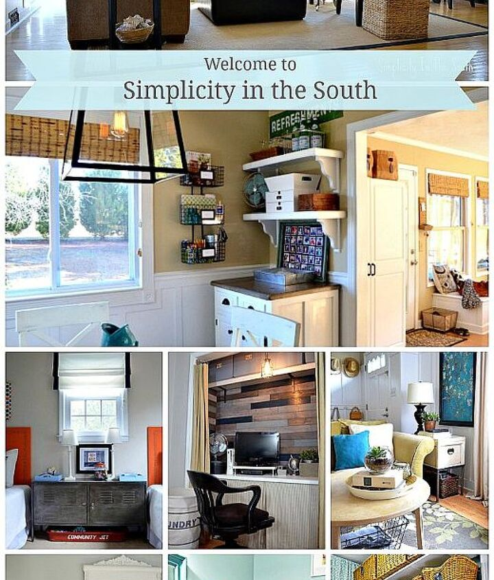 Home tour from Simplicity in the South