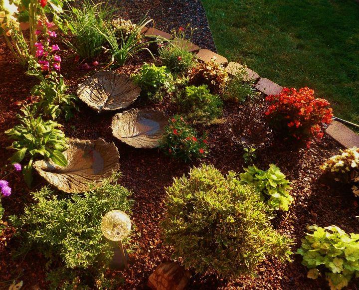 hypertufa, concrete masonry, diy, gardening, outdoor living
