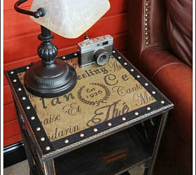 Furniture Makeover Idea, Painted Furniture, I Love The Industrial Furniture  Style