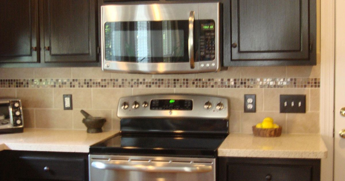 Painted And Glazed Kitchen Cabinets Hometalk