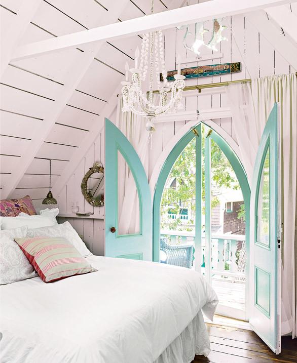 Shop the master bedroom > http://www.wayfair.com/CoastalLiving/HouseTour/Victorian-Cottage-E27?p=5#cms_page_top