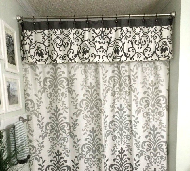 s 13 incredibly useful tension rod ideas you haven t seen yet, crafts, organizing, repurposing upcycling, Make your shower look expensive