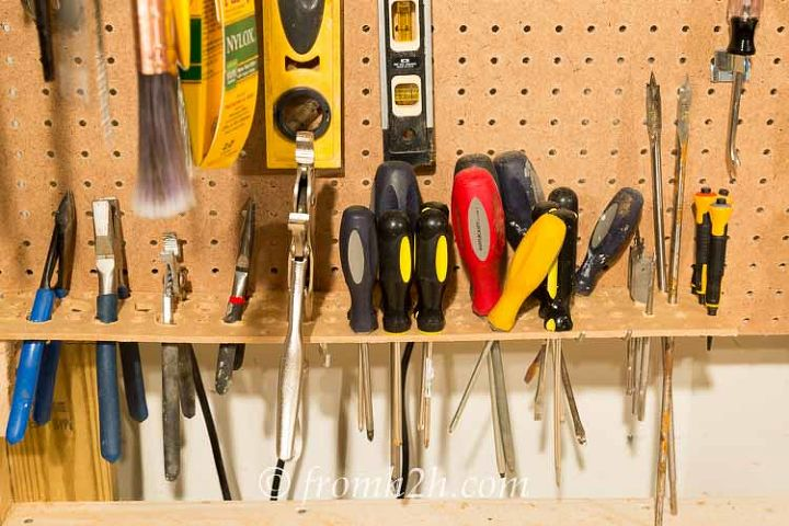 Ways To Organize Your Tools So You Can Find Them Hometalk