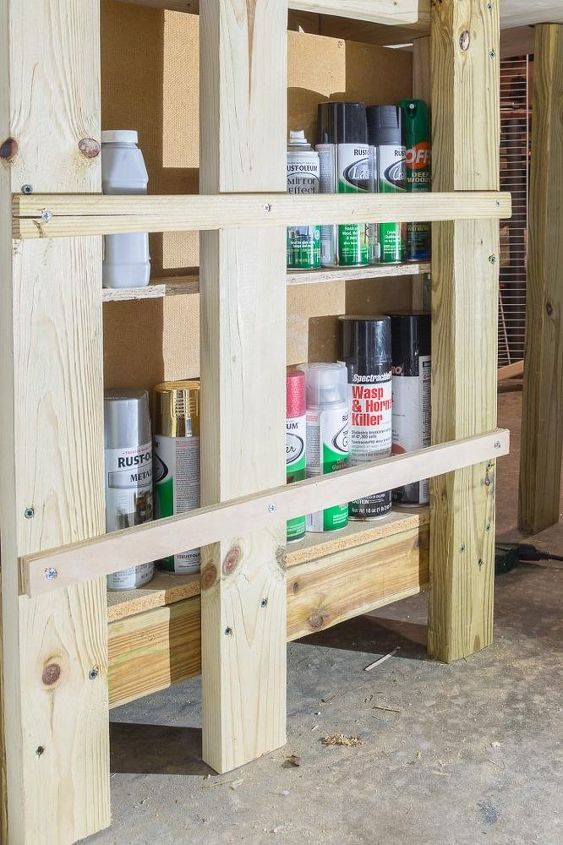 ways to organize your tools so you can find them, organizing, storage ideas, tools