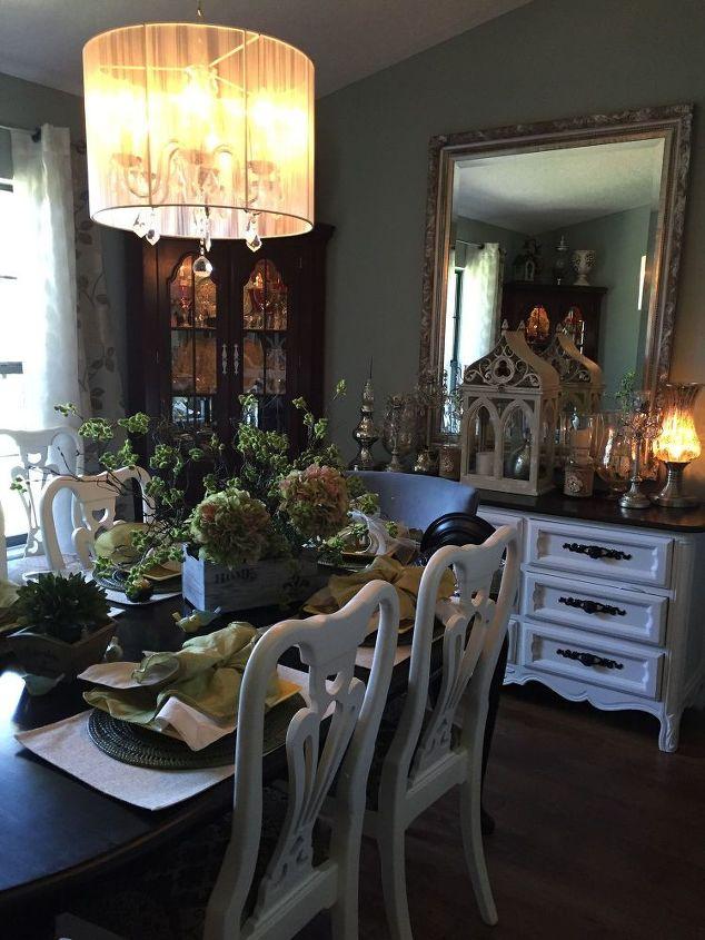 Small Dining Room Big Style Hometalk