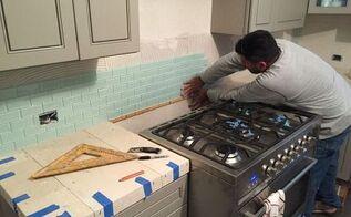 farmhouse kitchen renovation makeover, diy, home improvement, kitchen backsplash, kitchen cabinets, kitchen design