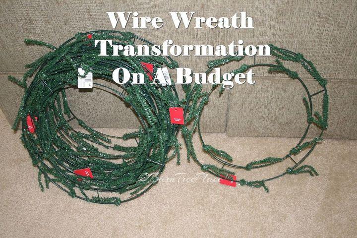 wire wreath chandelier, home decor, lighting, seasonal holiday decor, wreaths