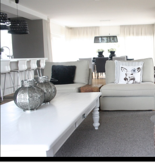 Its decorated well but IMO lacks life. I cant see myself unwinding in this room. Its cold.  houzz.com