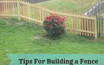 Tips for Building a Fence