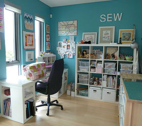 Great Places To Sew And Craft, Craft Rooms, Home Decor, I Love This