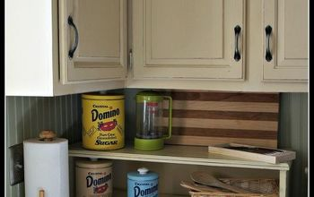 An Update on My Chalk Paint® Kitchen Cabinets