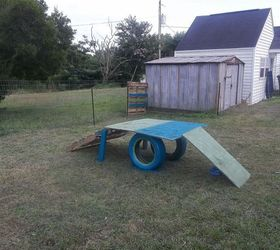 Merveilleux Dog Playground In 5 Hrs, Diy, How To, Outdoor Living, Pallet,