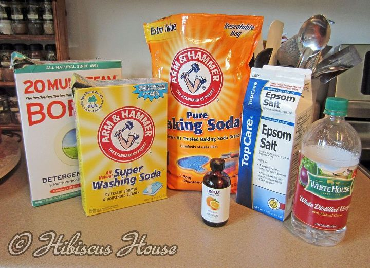 homemade dishwasher powder tabs, cleaning tips