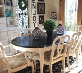 Nice Dining Room Table Makeover, Chalk Paint, Dining Room Ideas, Painted  Furniture