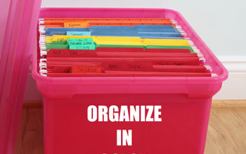 8 Ways to Organize With Color