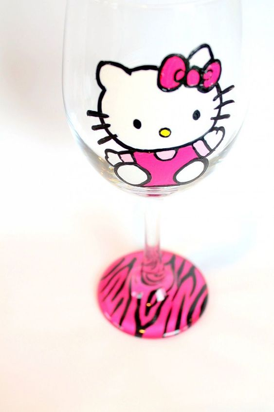 Hello Kitty by Brushes with A View