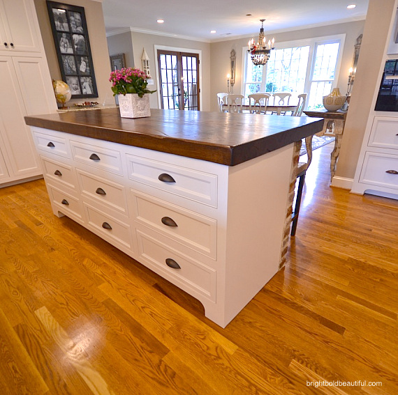 Kitchen Island Ideas Home Decor Design Repurposing Upcycling The Top Is Made From