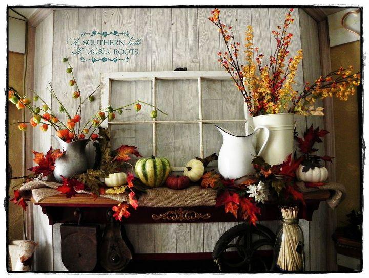 autumn decor, seasonal holiday d cor