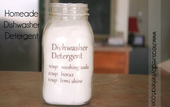 Make Your Own Dish Washer Detergent