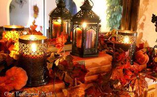 fall decor 2013, seasonal holiday decor
