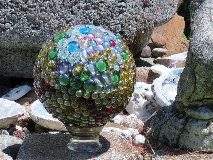 garden art, crafts