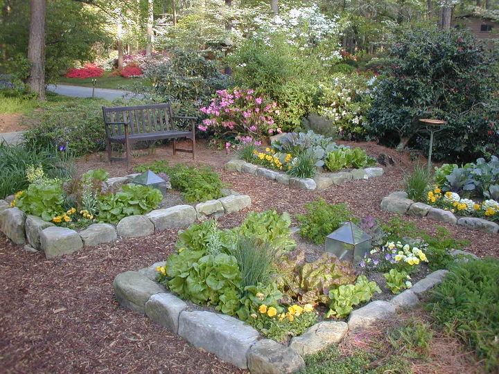 Beautiful Front Yard Vegetable Garden It S Organic Too Hometalk