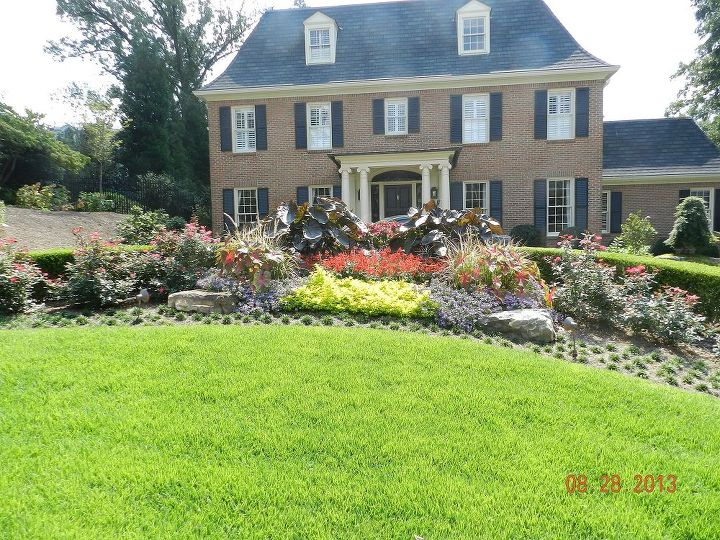gorgeous landscaping by personal touch lawn care, curb appeal, gardening, landscape, lawn care