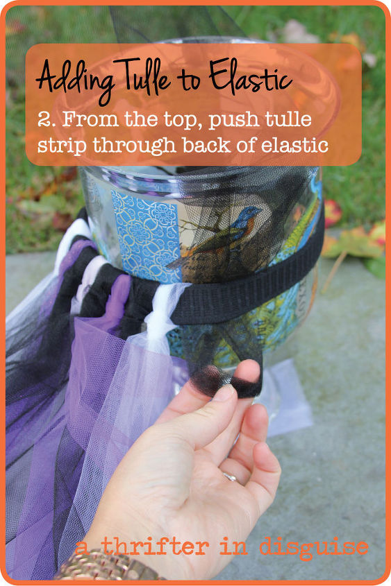 diy easy witch costume featuring a bewitching tutu, crafts