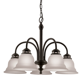turn a standard light fixture into a chandelier, lighting, repurposing upcycling