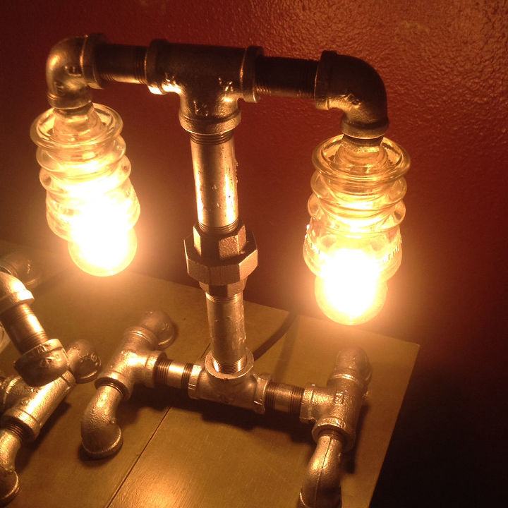 up cycled and fun lighting, lighting, repurposing upcycling, Love this
