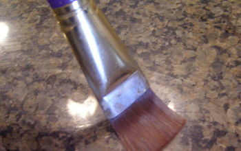 how to clean your dried up paint brushes, painting, In the morning like new