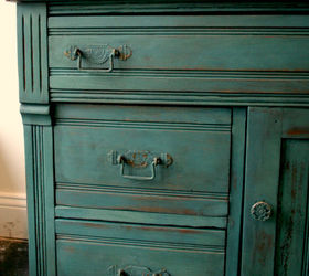 Exceptionnel An Old Washstand Cheered Up With Miss Mustard Seed Milk Paint, Painted  Furniture, Man