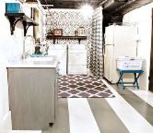 renovated laundryroom mudroom, home decor, laundry rooms, Laundry Room AFTER