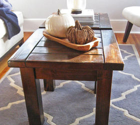 DIY Pottery Barn Coffee Tables Hometalk
