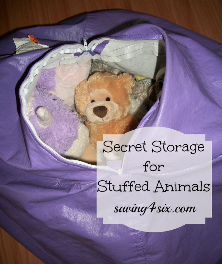 stuffed animal storage, bedroom ideas, cleaning tips