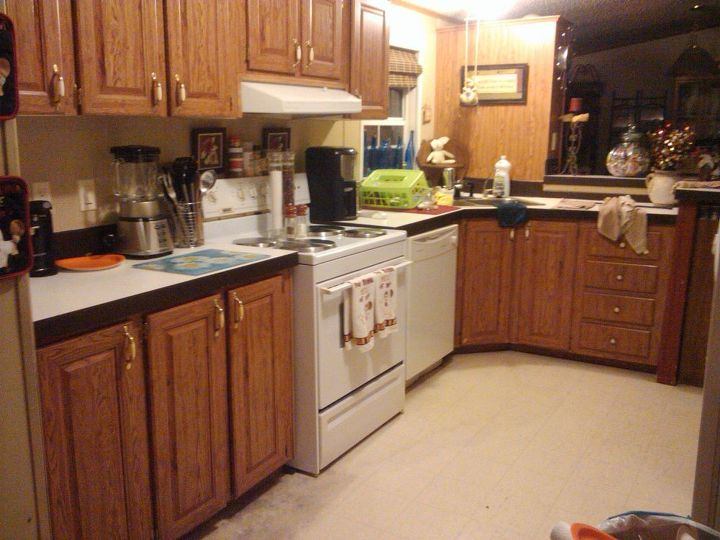 Need A Cheap Fix For Ugly Laminate Counter Tops