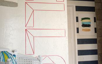 """""""HELLO"""" Modern Wall Art"""