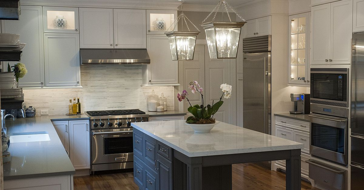 How To Clean Brookhaven Kitchen Cabinets